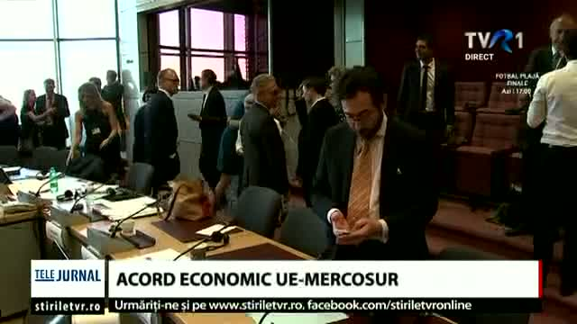 Acord economic UE-MERCOSUR