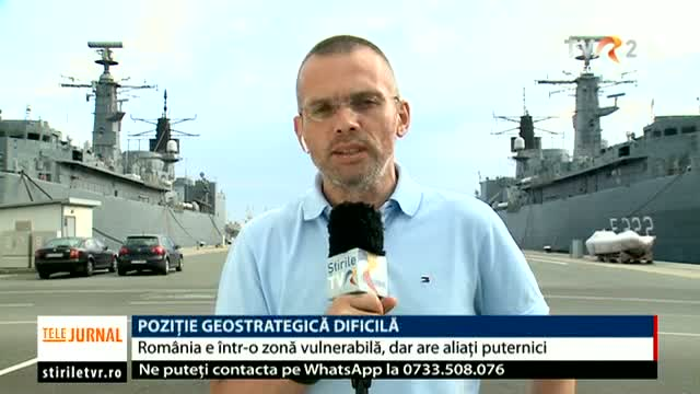 Poziție strategică dificilă