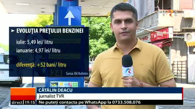 Prețurile carburanților, sub monitor