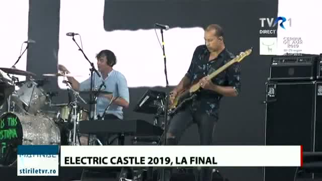 Electric Castle 2019, la final