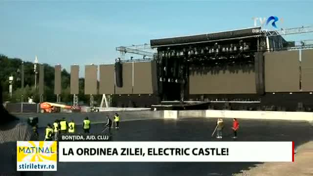 Electric Castle, o nouă seară