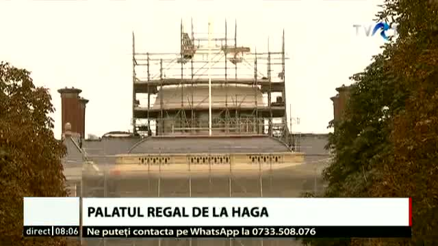 Palatul regal de la Haga