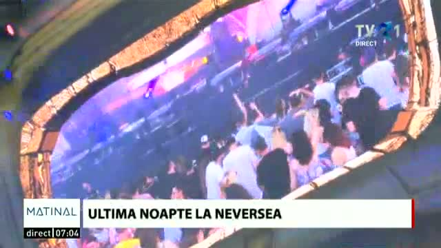 Ultima noapte la Neversea