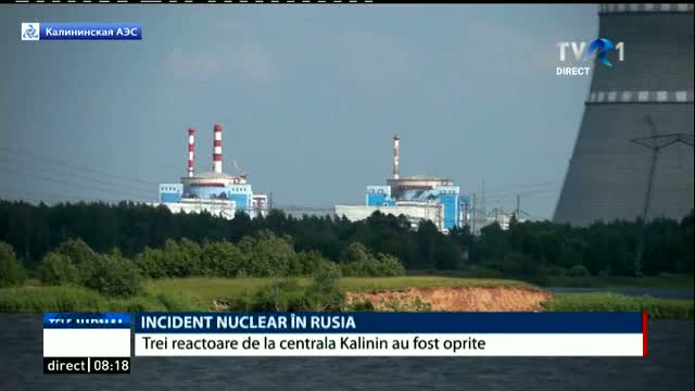 Incident nuclear în Rusia