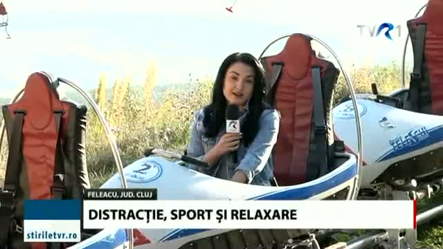 Distracție, sport și relaxare
