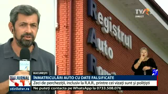 Percheziții la RAR