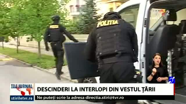 Descinderi la interlopi