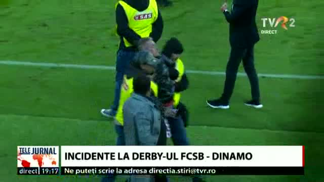 Incidente la derby