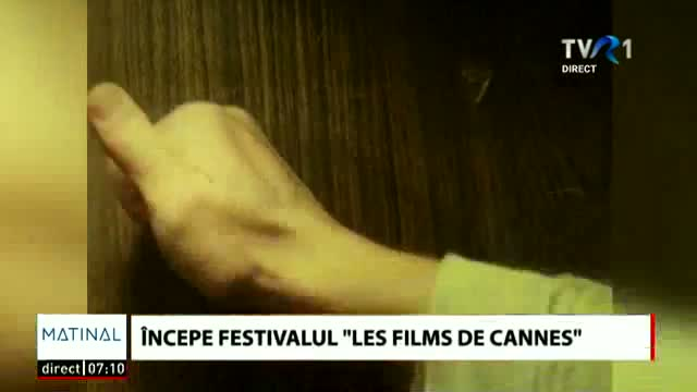 Le films de Cannes a Bucharest