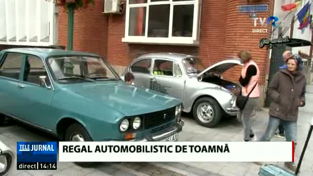 Regal automobilistic la Reșița