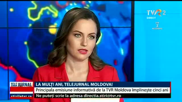 La mulți ani, Telejurnal Moldova!