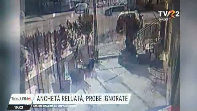 Anchetă reluată, probe ignorate
