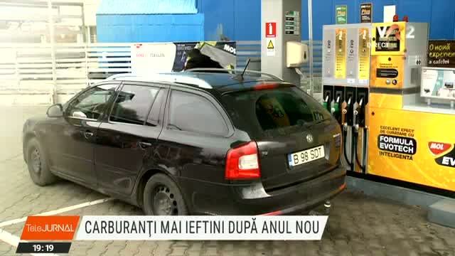 Carburanți mai ieftini