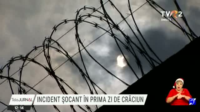Incident grav la penitenciar