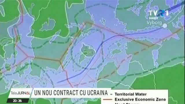Un nou contract cu Ucraina