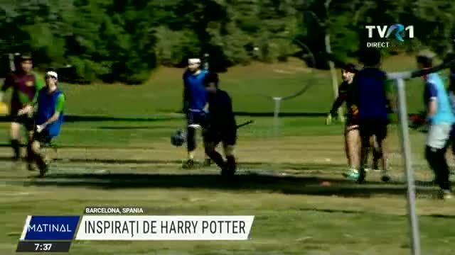 Inspirați de Harry Potter