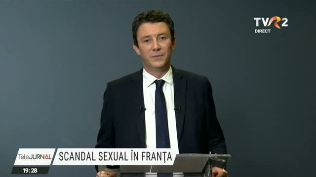 Scandal sexual în Franța