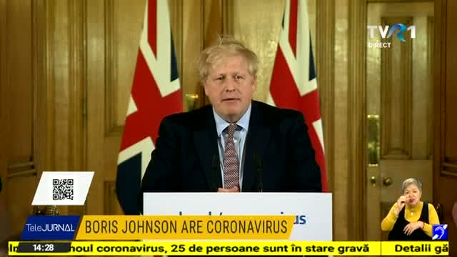 Boris Johnson are coronavirus