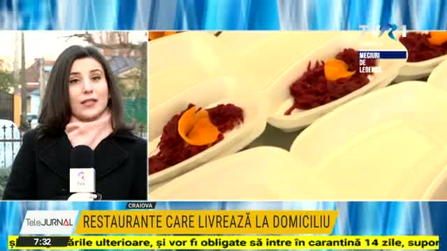 Restaurante care livrează la domiciliu
