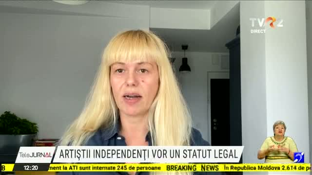 Artistii independenti vor statut legal