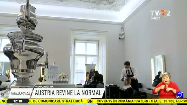 Austria revine la normal