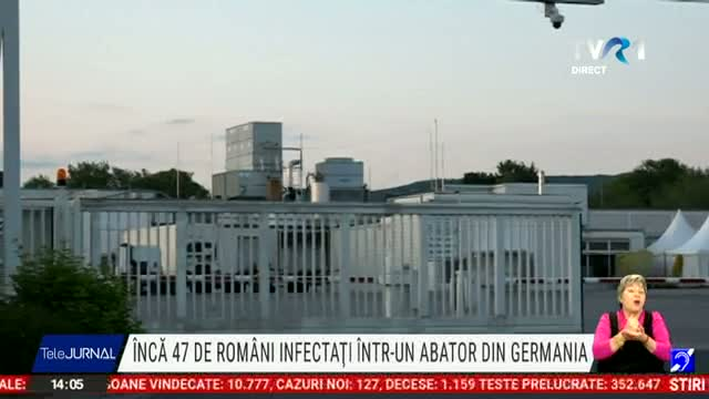 Noi infectari in abatoarele din Germania