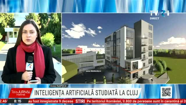 Inteligenta artificiala va fi studiata la ClUj