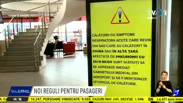 Noi reguli pe aeroport