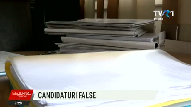 Candidaturi false