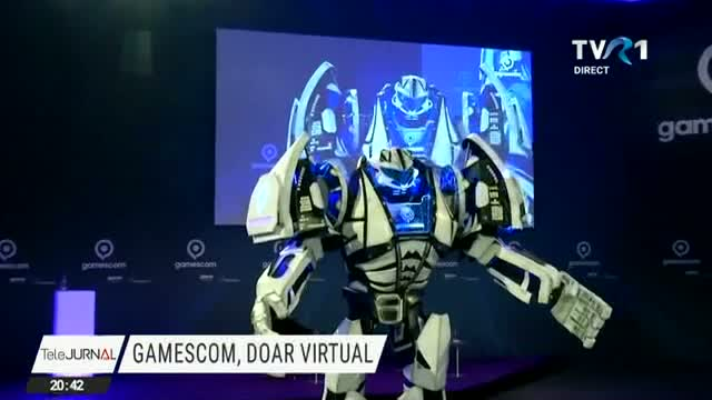 Gamescom, doar virtual