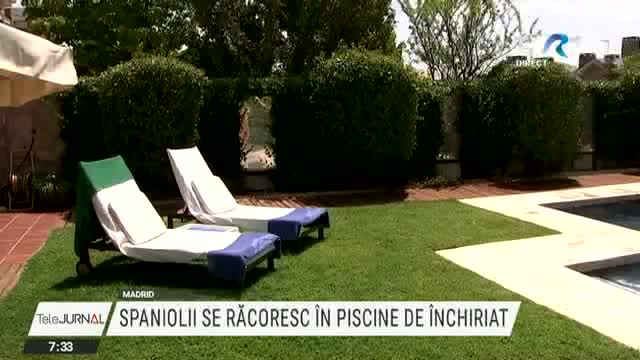 Reguli la piscina in Europa