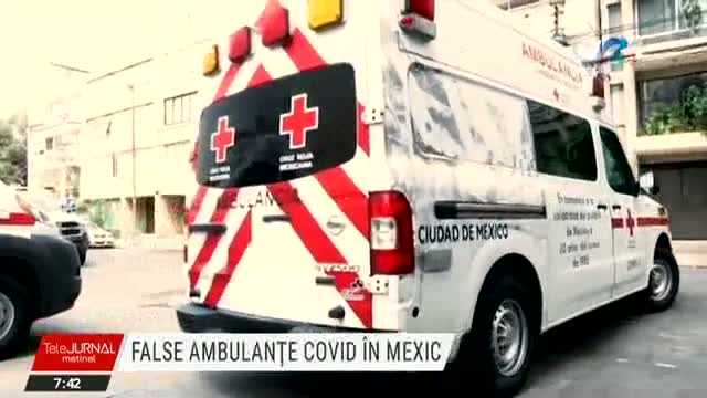 Ambulante false in Mexic