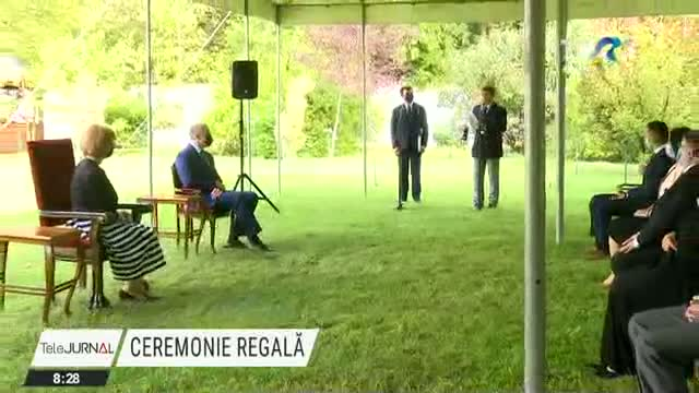 Ceremonie Regală