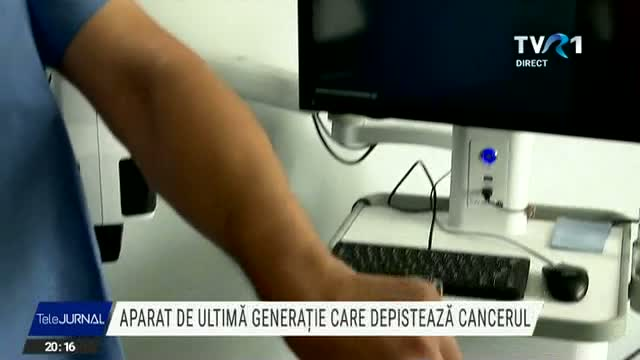Aparat performant care depisteaza cancerul