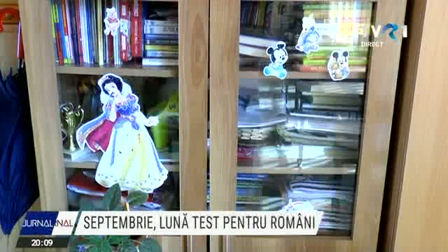 Septembrie, lună test