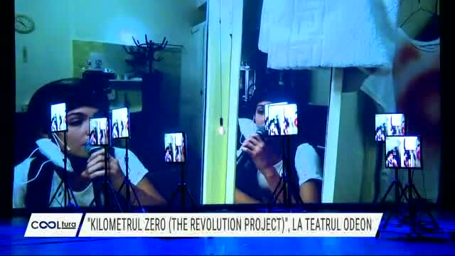Kilometrul Zero (The Revolution Project), la Teatrul Odeon