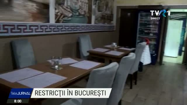 Restrictii in Capitala