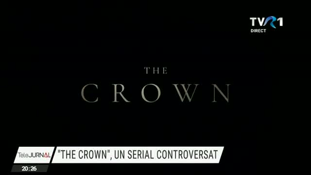 The Crown, un serial controversat