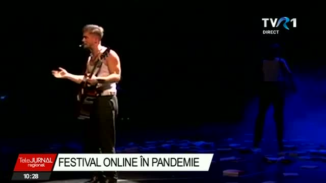 Festival online in pandemie