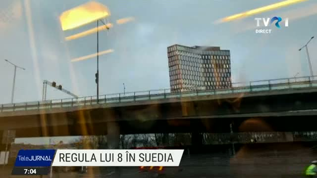 Regula lui 8 in Suedia