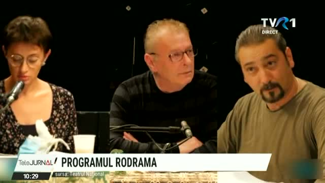 TELEJURNAL REGIONAL. Programul Rodrama