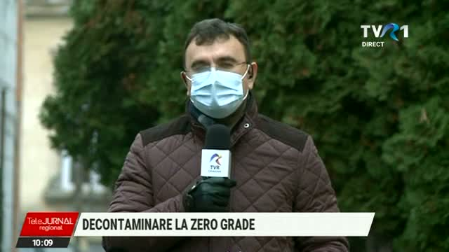 Decontaminare la zero grade