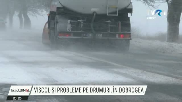 Viscol in Dobrogea