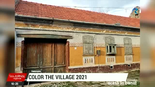 Color the Village 2021