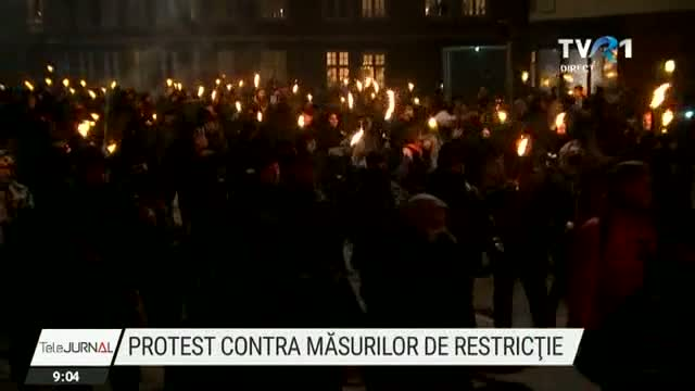 Proteste in Danemarca