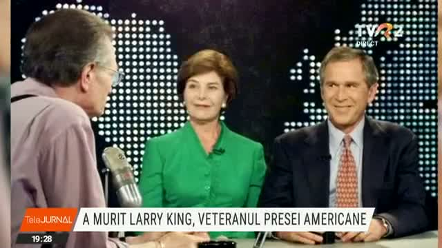 A murit Larry King
