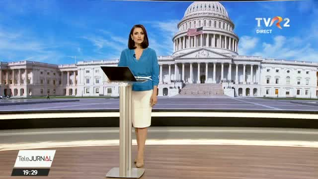 Ceremonie sub pază maximă la Washington