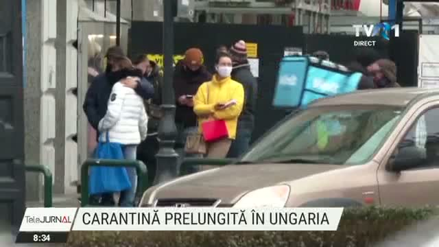 Ungaria noi restrictii