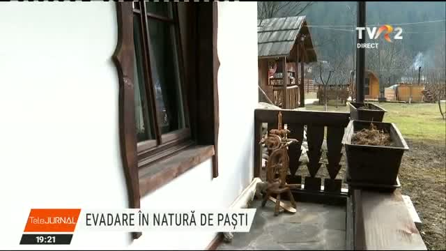 Evadare in natura
